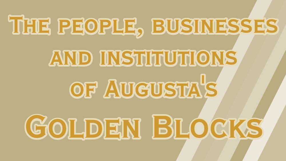 Augusta's Golden Blocks