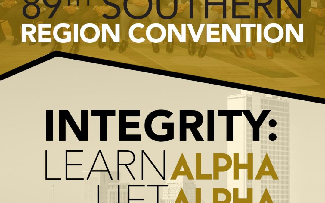 89th Southern Region Convention