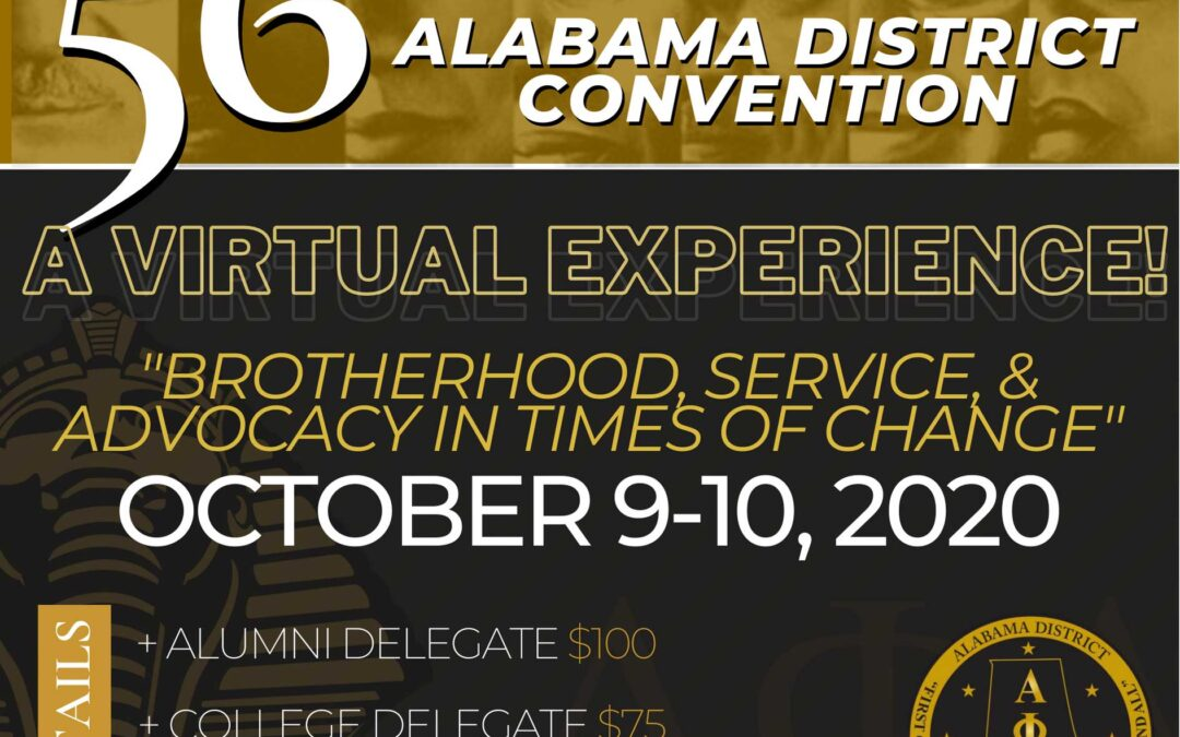 Alabama 56th Convention