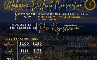 57th Alabama District Convention