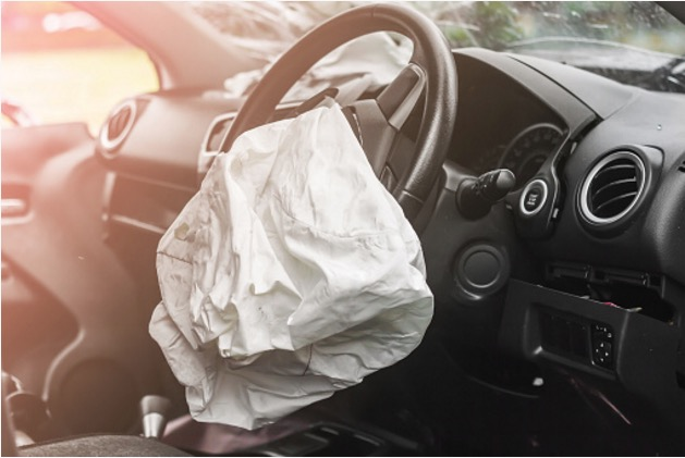airbag injuries