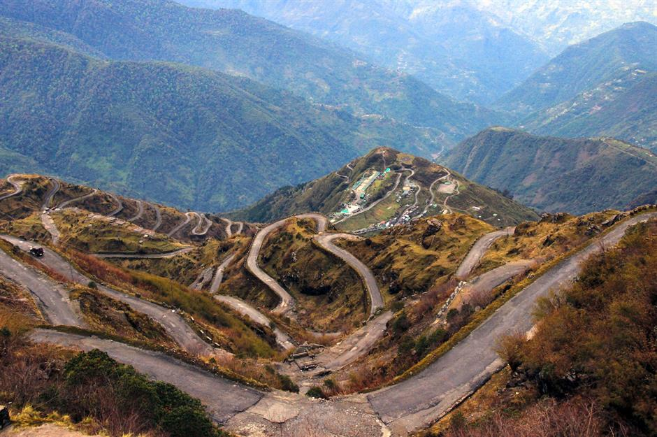 Tips for driving in the mountains