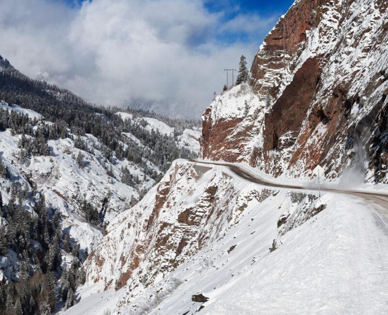most dangerous roads in Colorado