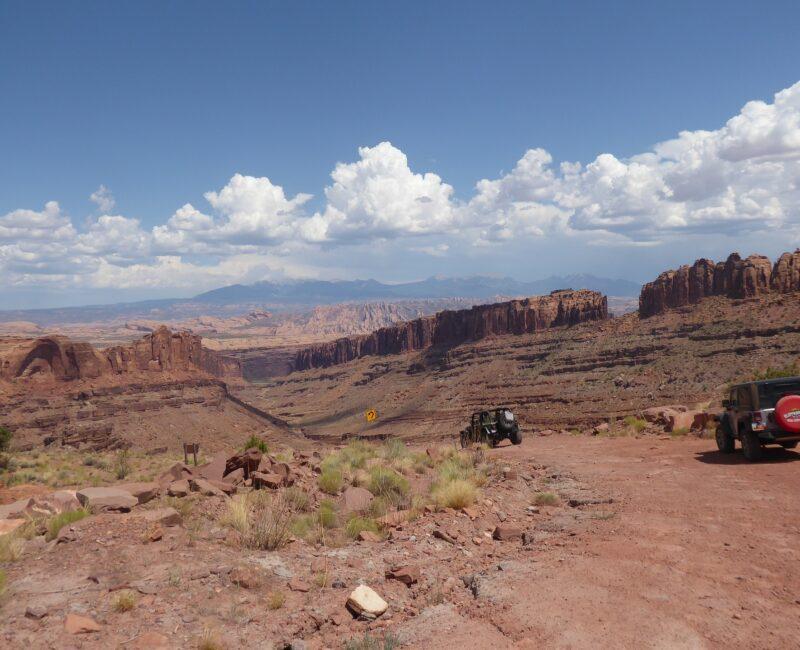 Jeep trails ratings in colorado near Western Colorado