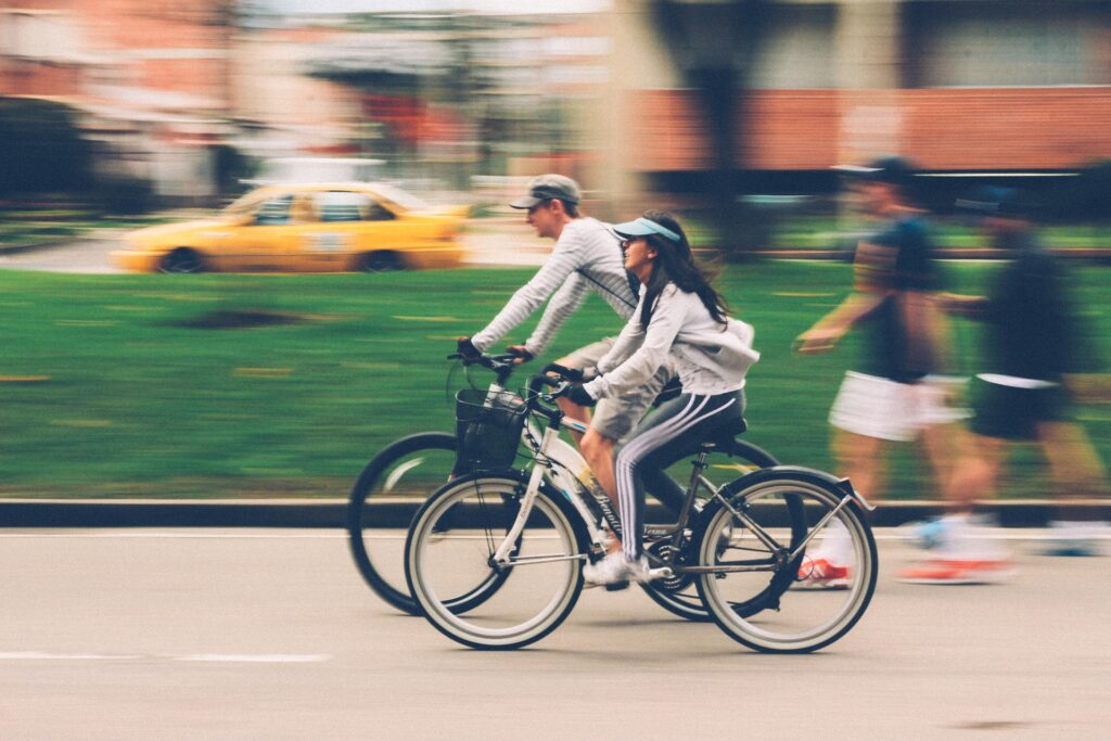 tips for sharing the road with cyclists