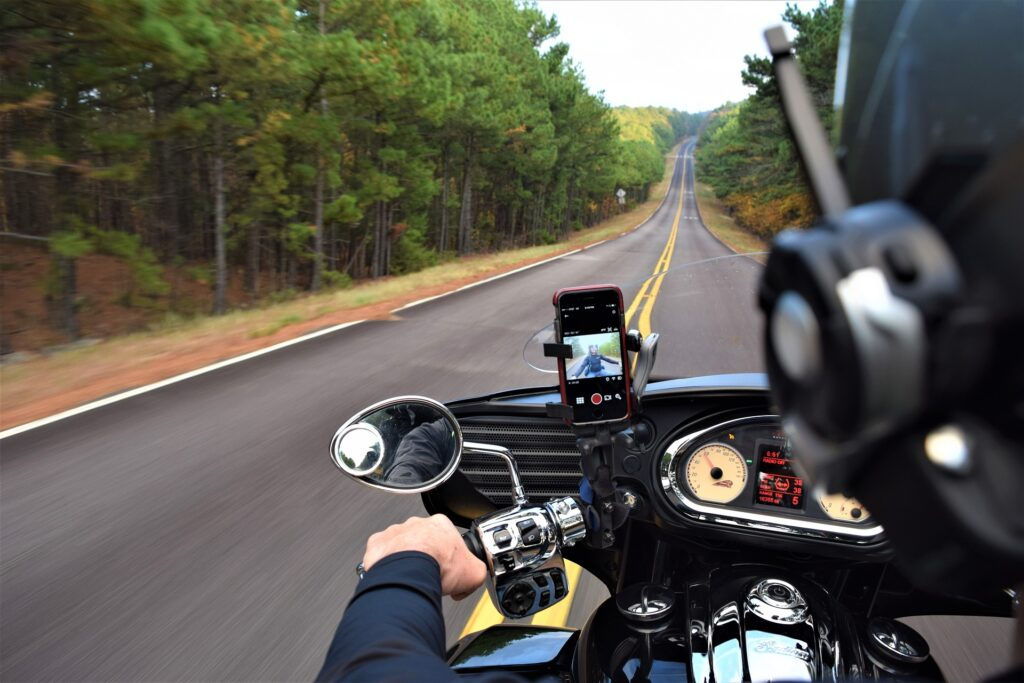 Tips for riding double on a motorcycle