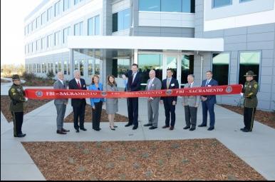 Opening of the GSA/FBI Sacramento Field Office