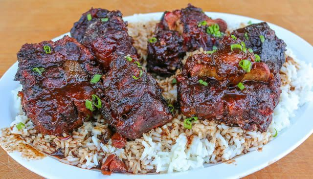 Smoked Oxtails   Beef Oxtail Recipe Smoked