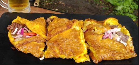 Prime Beef Omelette