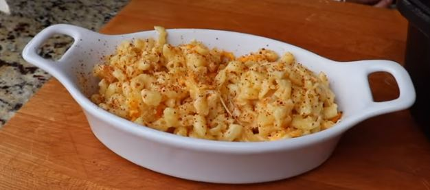 Smoked Lobster Mac And Cheese