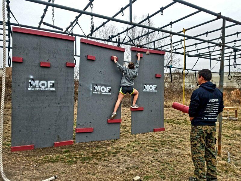 Kids Ninja Warrior Training