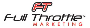 Full Throttle Marketing Logo