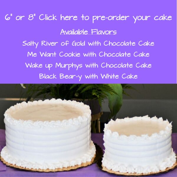 Ice Cream Cakes to Order