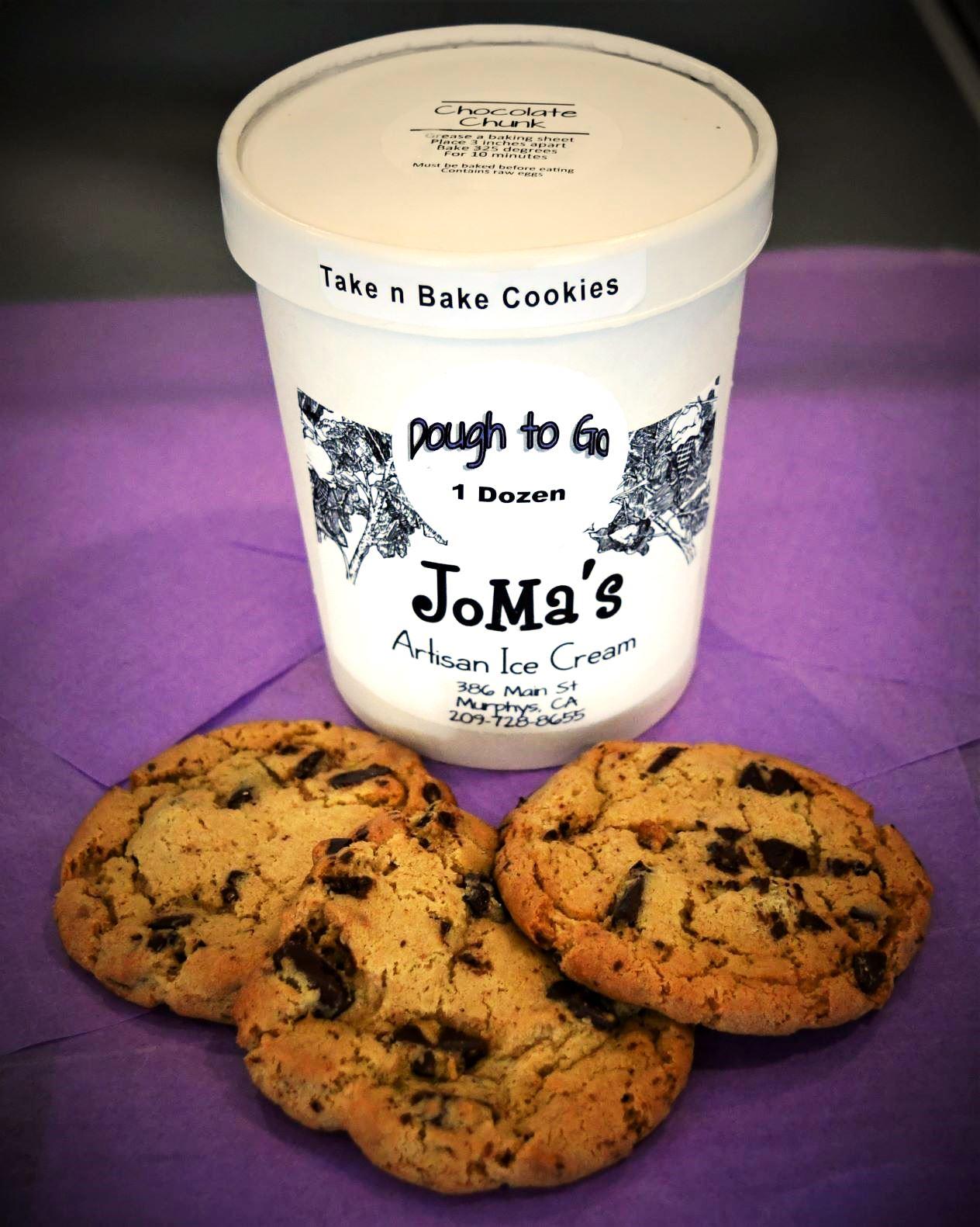 JoMa's Dough to Go