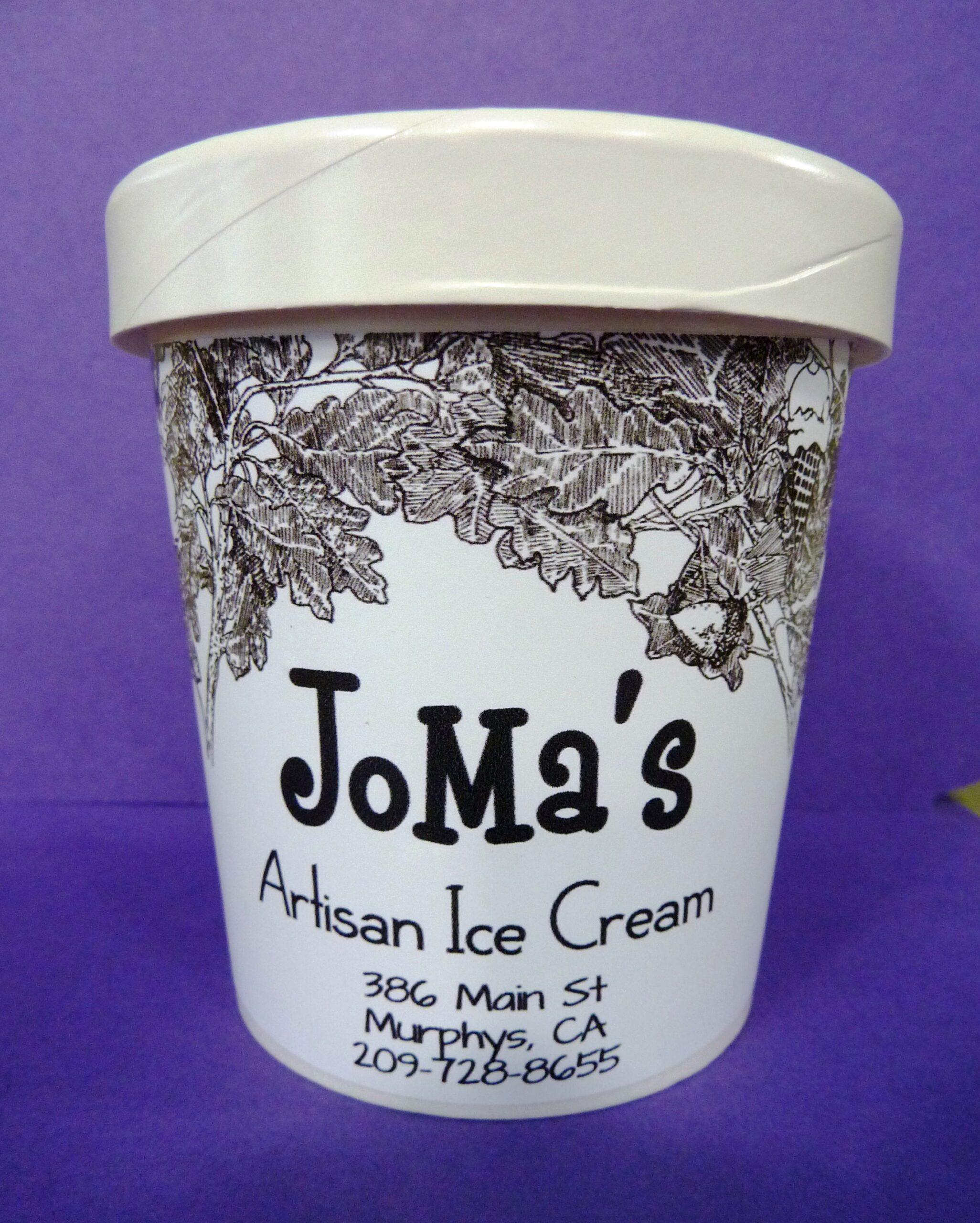 Pints of Ice Cream