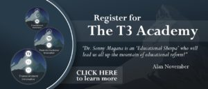 Register for the T3 Academy