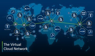 VMware avanza en la creación de redes para la era digital con la Virtual Cloud Network