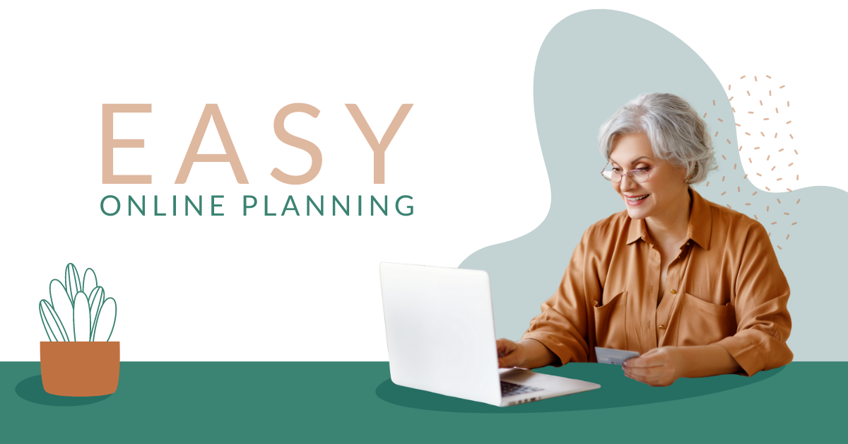 What separates Piasecki Funeral Home from the rest? Our New Online Preplanning App.