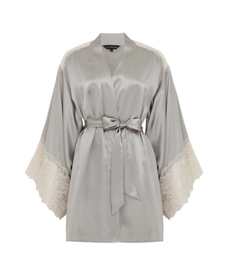 Hedvabne kimono s krajkou 2999 Kc