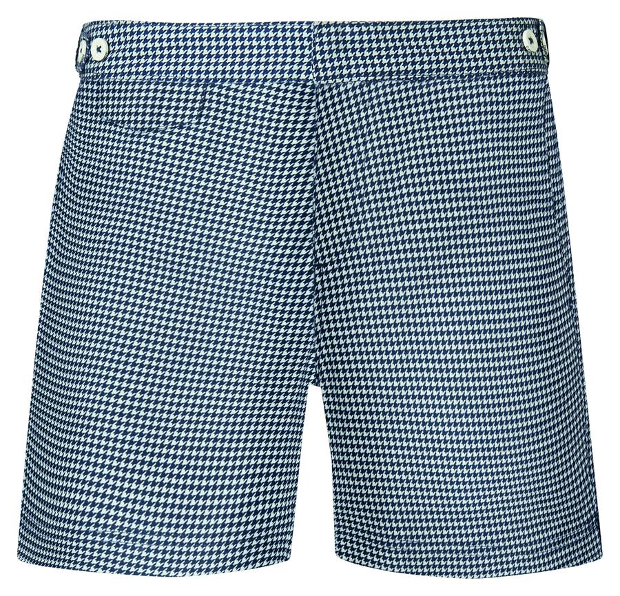 David Gandy for Autograph Swim Shorts Houndstooth - £25