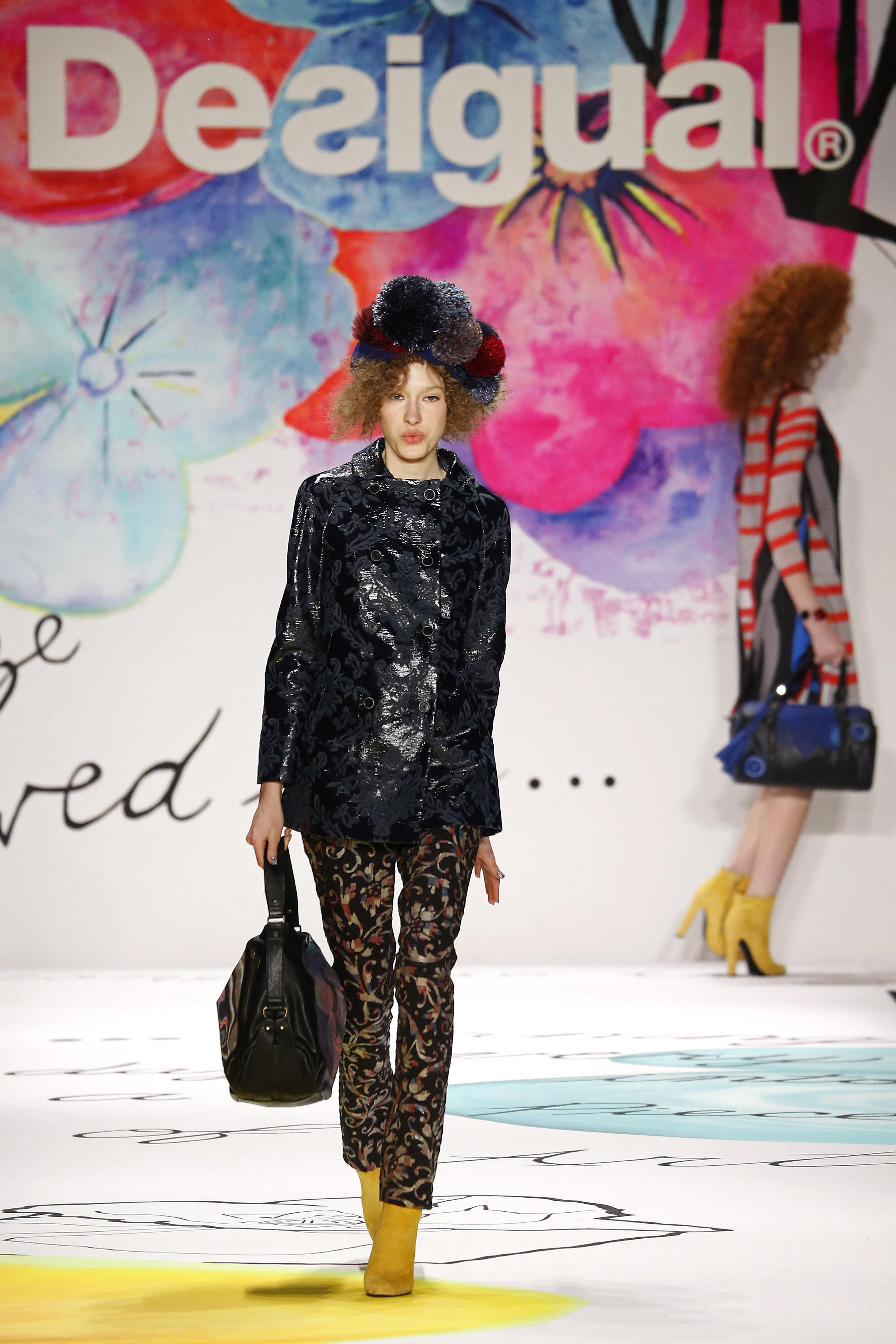 Catwalk Mercedes-Benz Fashion Week New York F/W 2015-2016