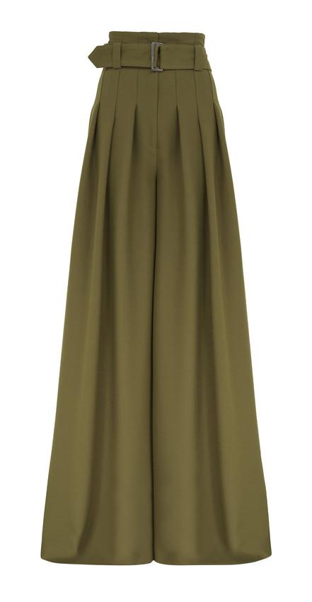 marksandspencer_AW16_siroke kalhoty s vysokym pasem_zelena_1299Kc-scr