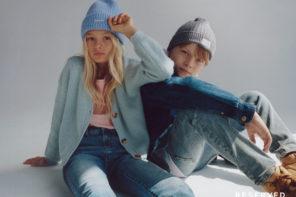 Denim kraľuje aj detskej móde
