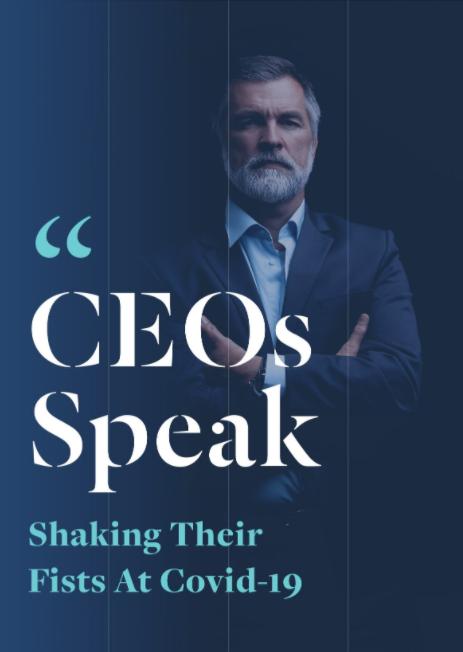 """Joseph Meuse Featured in New Book """"CEOs Speak"""""""