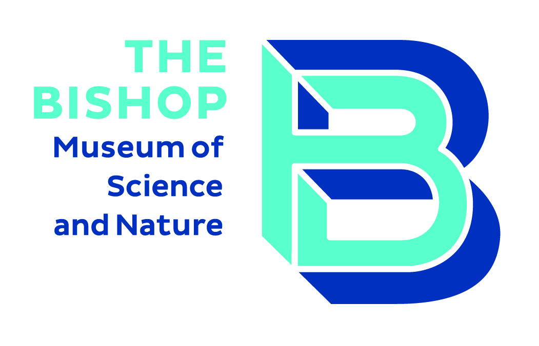Hi-res logo - The Bishop Museum of Science and Nature