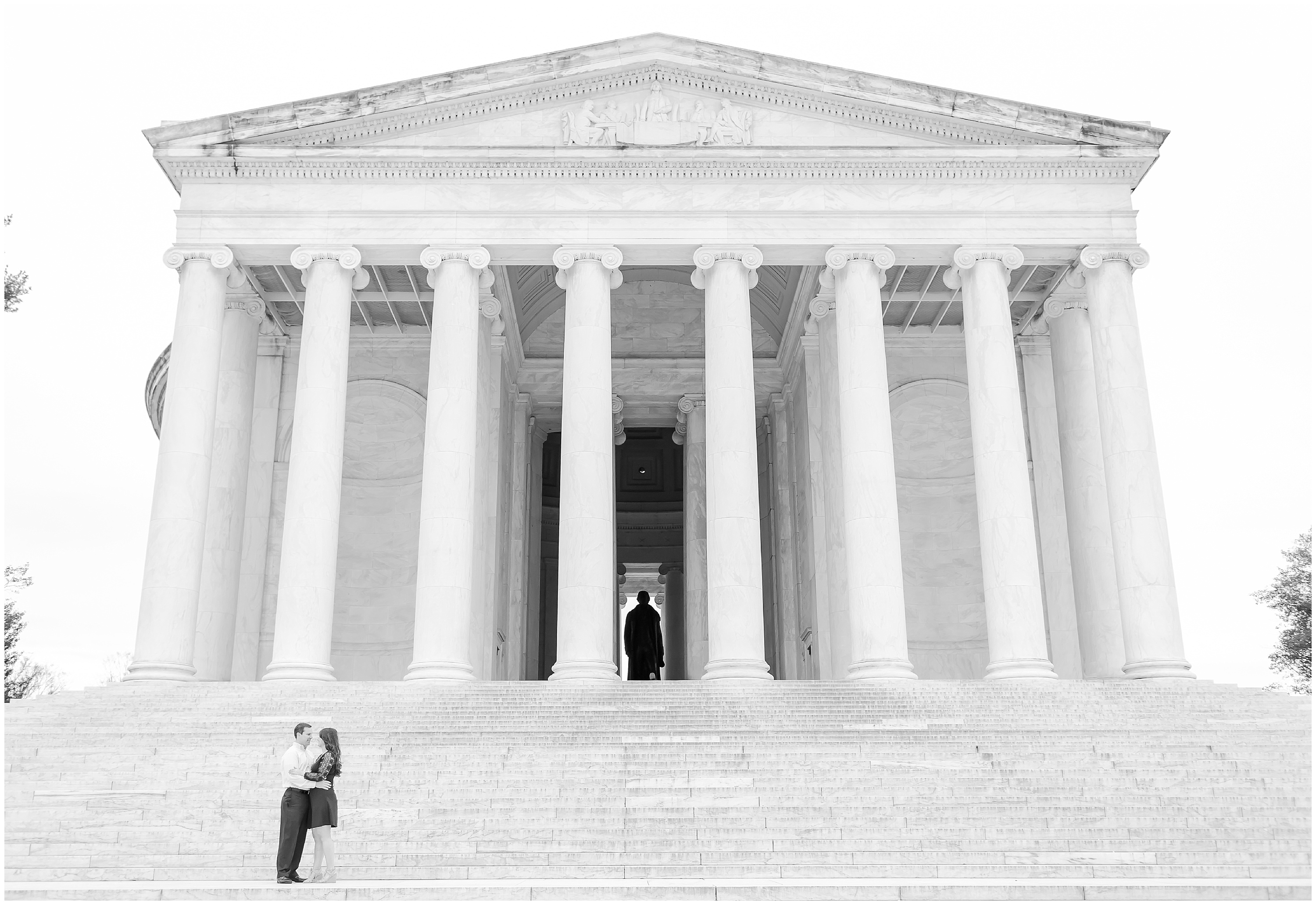Thomas Jefferson Memorial, Washington Monument, Tidal Basin