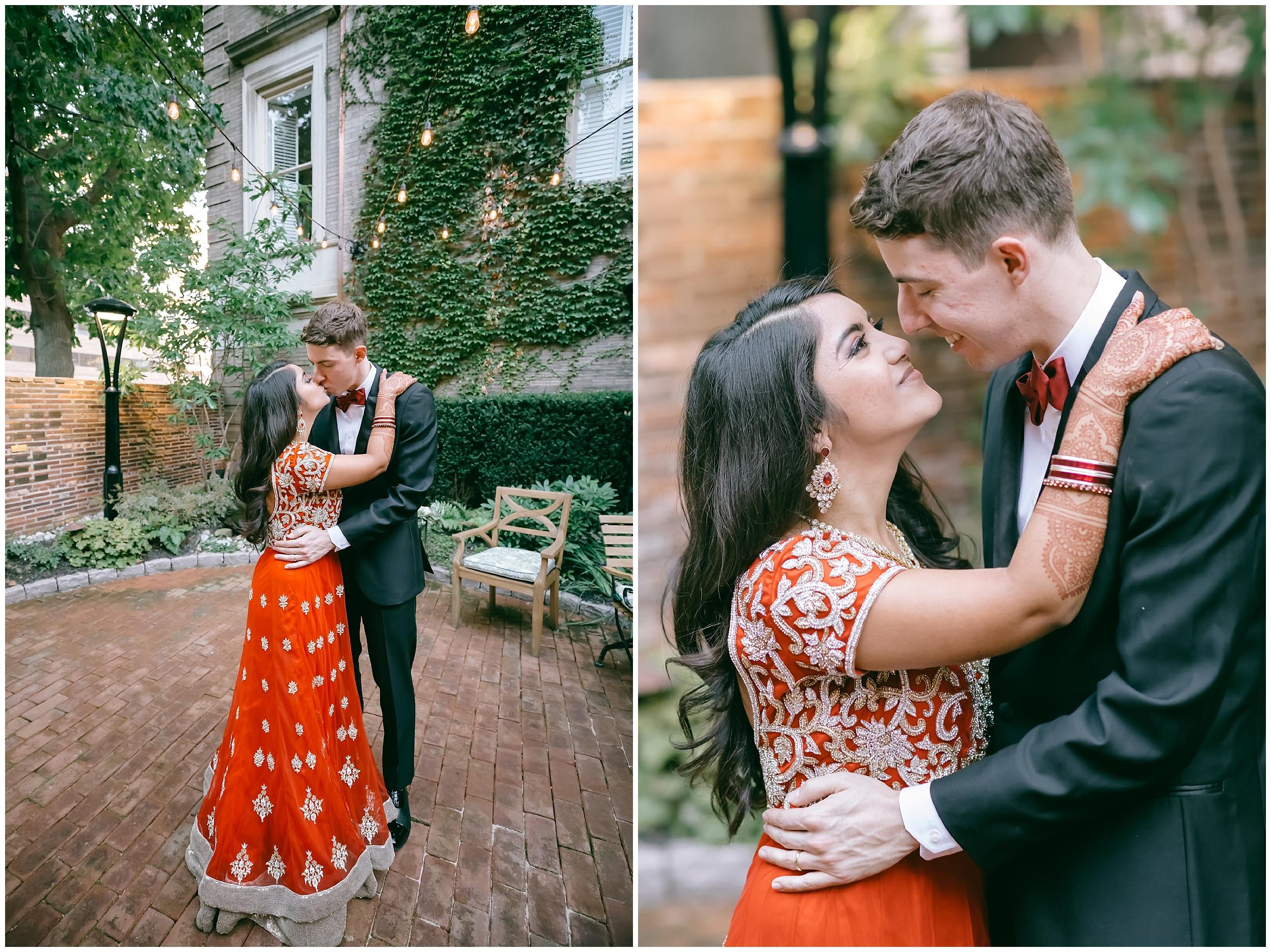 bride groom husband wife portraits formals Whittemore House wedding Washington DC