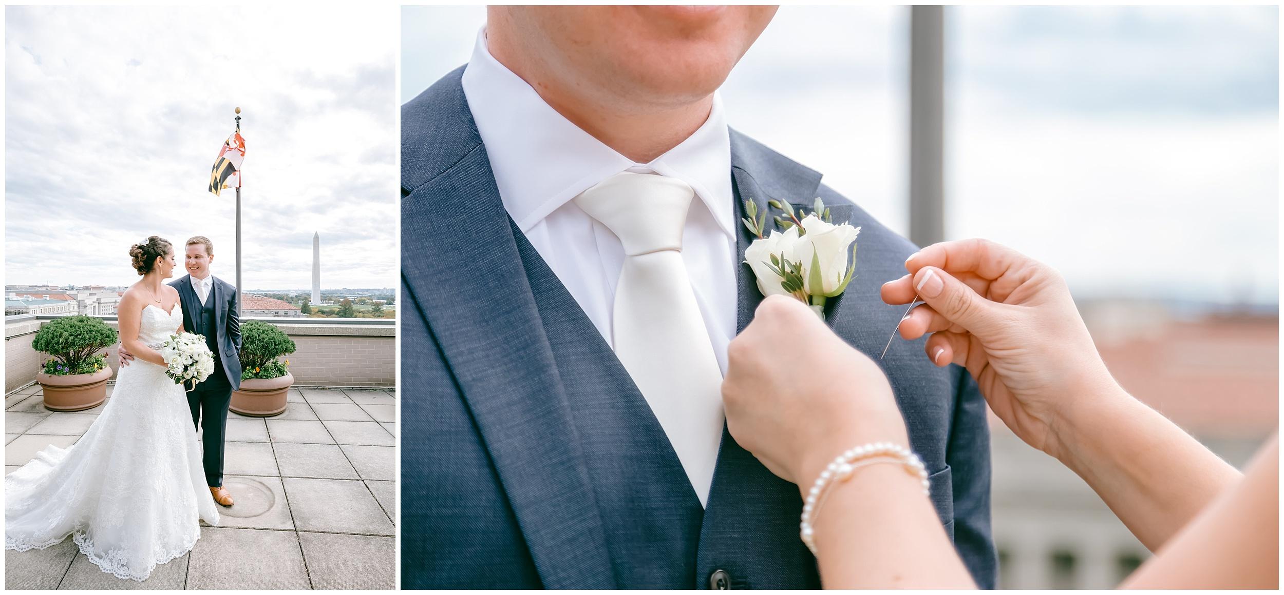 wedding-bride-groom-portrait-rooftop-willard-hotel-washington-monument-washington-dc-photographer