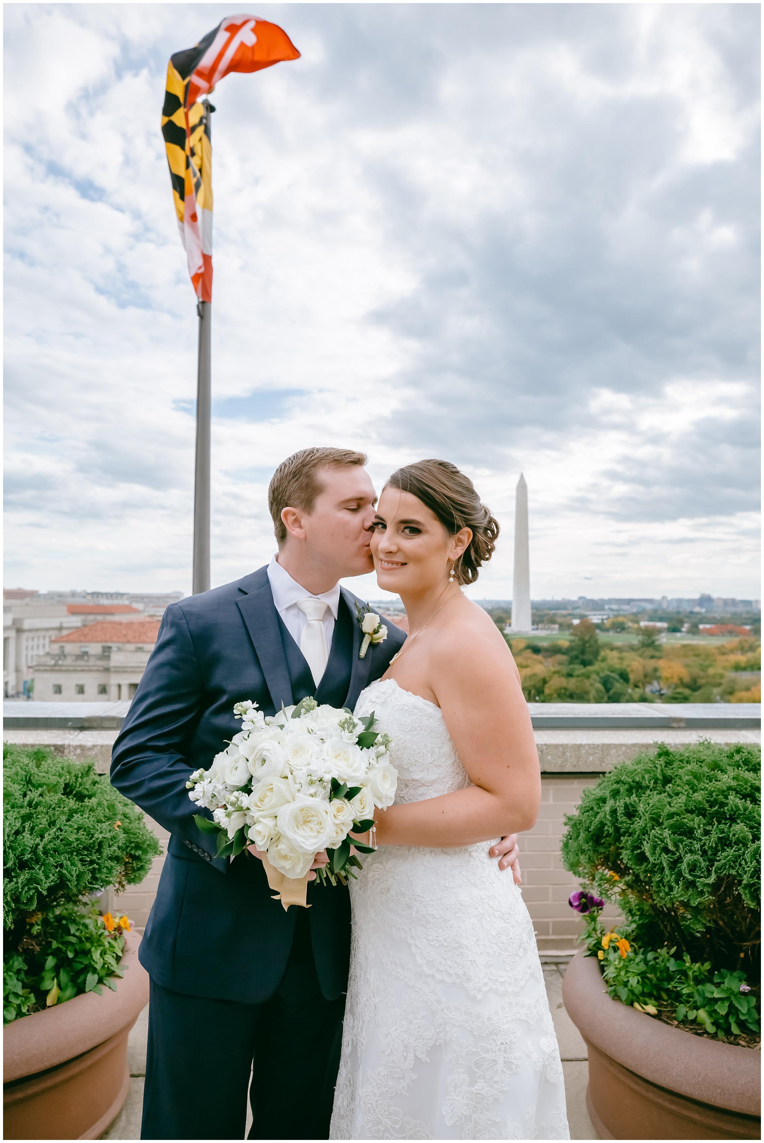 wedding-bride-groom-portrait-rooftop-willard-hotel-first-look-washington-dc-photographer