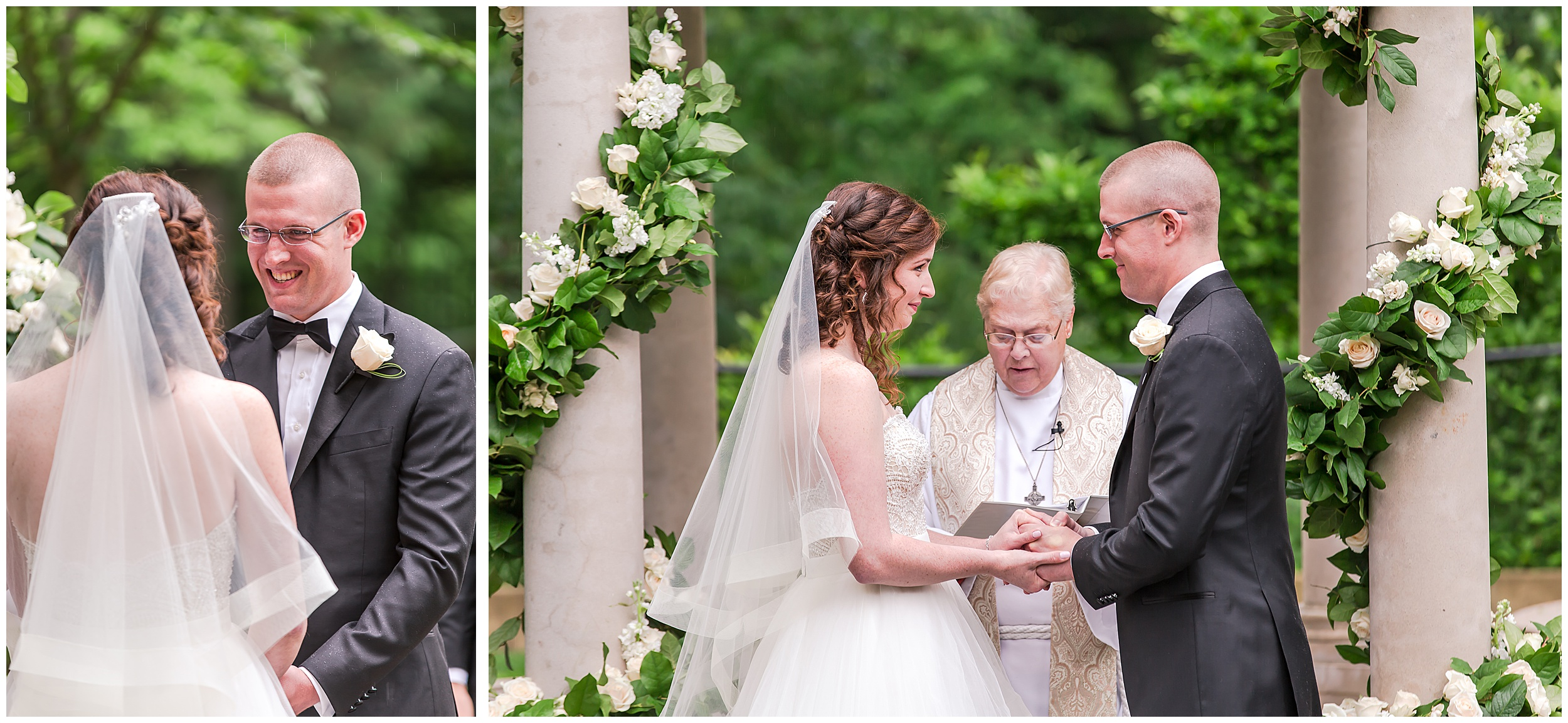 Irish Springtime Omni Shoreham Wedding getting-married-vows-priest