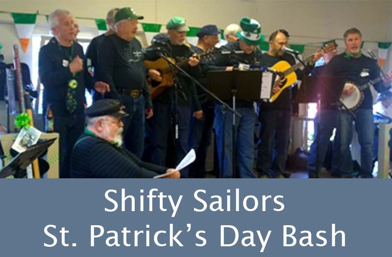 Shifty Sailors Saint Patrick's Day Bash