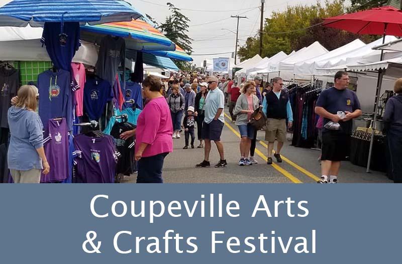 Coupeville Arts & Crafts Festival