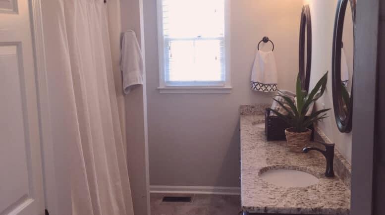 women's addiction rehab Remodeled Bathroom