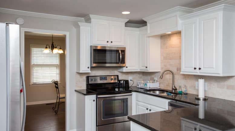 Drug treatment tennessee - Threshold-Recovery Remodeled Kitchen in Sober Home
