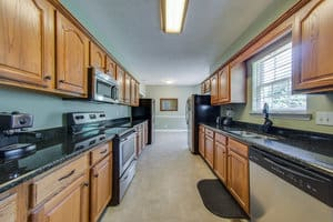 Mens and Womens Addiction Recovery Kitchen interior - Threshold-Recovery