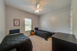 Mens and Womens Addiction Recovery bedroom interior - Threshold-Recovery