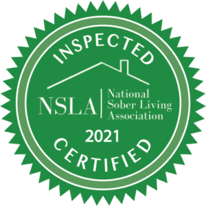 National Sober Living Association Certificate - Threshold-Recovery