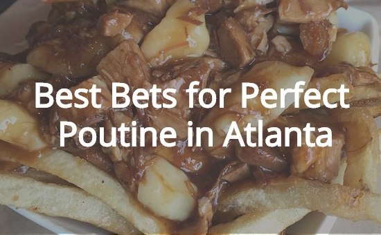 Best Bets Poutine