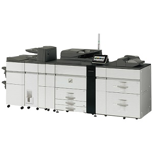 Sharp MX-M905 high-speed, monochrome, high-volume printer, copier, scanner, fax, mfp