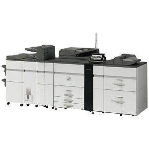 Sharp MX-M905 high-speed, monochrome, high-volume printer, copier, scanner, fax, mfp