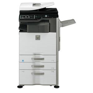 Sharp MX-3116N color copier printer mfp