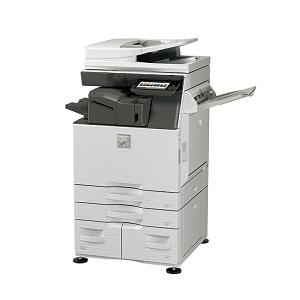 Sharp MX-M2630 black and white copier printer mfp