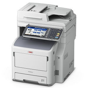 Oki Data MPS5502mb+ MFP, Copier, Printer, Scanner, Fax