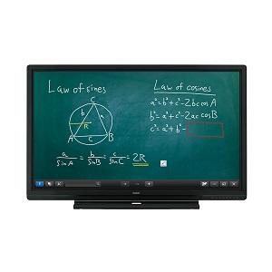 Sharp Aquos Board PN-C605B interactive touch screen display