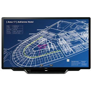 Sharp Aquos Board PN-L705H interactive touch screen display