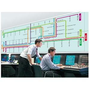 Sharp PN-V550A professional display, video wall capable, digital signage